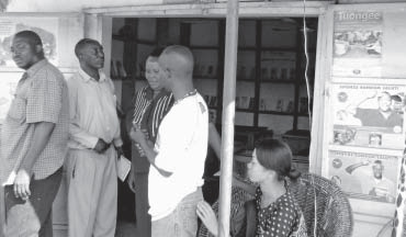 Integrated Community Based Adult Education Programme Information Centre in Tanzania