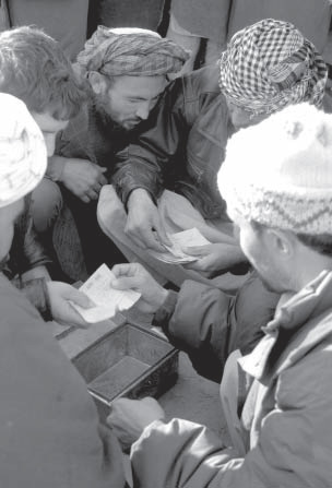 Village council election in Afghanistan