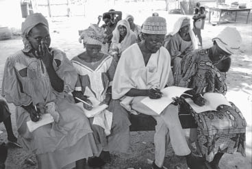 Class in Gambia