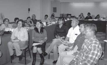 Class in Mexico