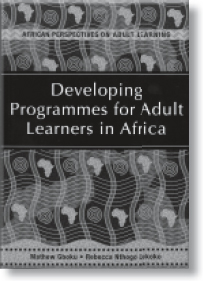 Developing Programmes for Adult Learners in Africa