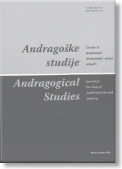 Andragogical Studies