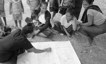 ... the use of participatory and innovative learning methods.